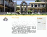 Web Design - Colégio da Apresentação de Maria