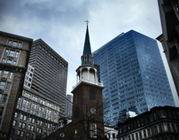 Downtown Boston Photography