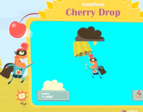 Cherry Drop Video