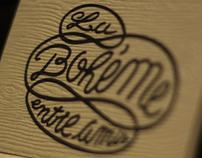 La Bohème — Branding