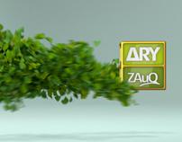 ARY ZAUQ - CHANNEL BRANDING 2011