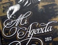 Mi Agenda 2012 - Editorial Primerapersona