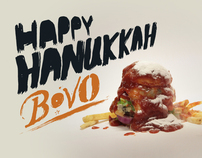 Happy Hanukkah 8/8