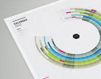 Infographic Calendar 2012