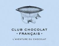 CLUB CHOCOLAT FRANÇAIS - Branding
