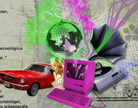 Convite formatura Comunicação Visual IEI 2010