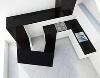 The conceptual kitchen