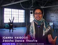 Culture Wire: Zaccho Dance Theater 2011