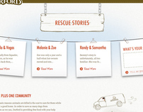 Darford Pet Food Web Design