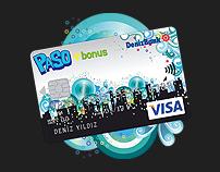 Denizbank PASO Card
