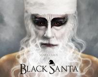 Black Santa : Poster 'Black Swan' Parody