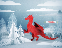 Christmas idents 2012