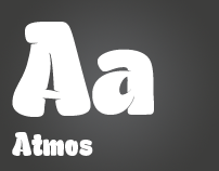 New Typeface: St Atmos