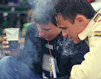 Eastern Europe Drift Championship (III) 2011