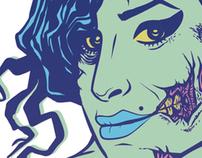 Grenade X Amy Winehouse