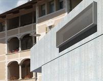 2007 | centro civico  lugano carabbia
