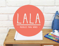 LALA Furniture for Children