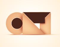 ORI typeface