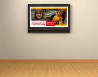 Digital Announcement Signage - Chrysler Museum of Art