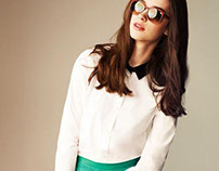 Glamour shades