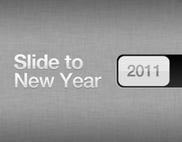 Slide to New Year