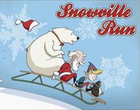 Snowville Run!