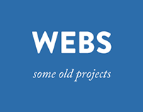 Webs - some old projects