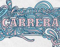 Carrera t-shirt design