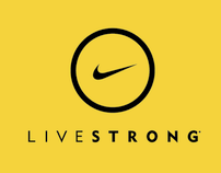 Nike Livestrong brand refresh