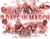 "Cornell Wrestling ""3 Days in March"""