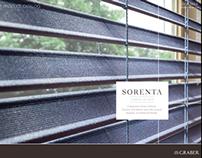 Graber Sorenta Blinds app for iPad