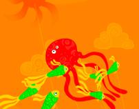 NIck 'Sankranti' Animated Spot