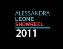 Alessandra Leone Showreel2011