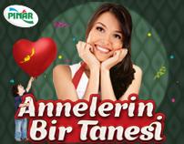 """Pınar """"Annelerin Bir Tanesi"""" Happy Mother's Day app"""