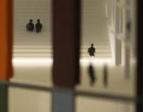 Maquette Duisenberg School | R. ten Napel | 1: 200