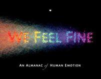We Feel Fine Book