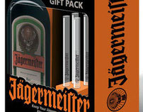 Jagermeister Off Trade Gift Selection