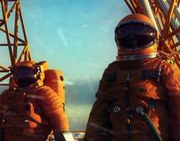Untitled Sci-Fi short