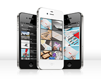 Behance Network Official iPhone App