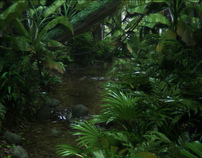 Jungle Project (Untitled WIP)