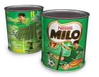 Milo Label design