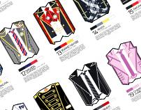 AKB48 Costumes