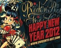 Happy New Year 2012 !!!