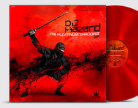 dj Hazard - the Platinum shadows EP