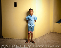 Portraits of a Haitian Orphanage