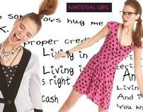 Material Girl for macys.com