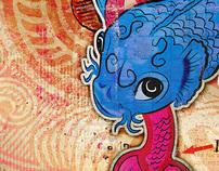 Olivia Cornell Album Design