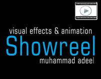 VFX & Animation - Showreel