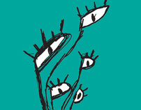 Jaime Sabines Poster