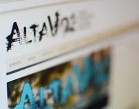 Altavoz // Website